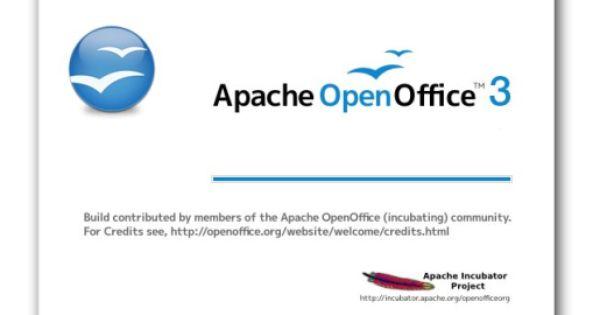 Vuelve Openoffice De La Mano De Apache Y Con Record De Descargas C4d Title Apache Openoffice New Names Youtube