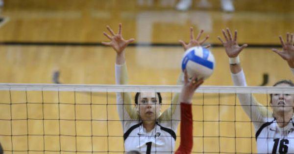 Buffs Win Five Set Thriller Over Appalachian State University Of Colorado Athletics University Of Colorado Appalachian State University Volleyball Team