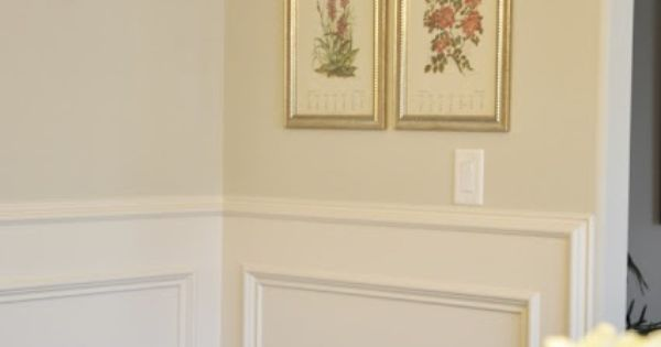 how to finish wainscoting on rounded corners