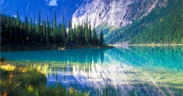 Mount Edith Cavell Jasper National Park Canada Top 20 Beautiful Nature Places In Canada