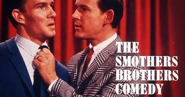 Smothers brothers comedy and brother on pinterest