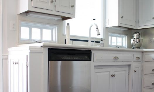 Diy Stainless Steel Appliances Cabinets Contact Paper