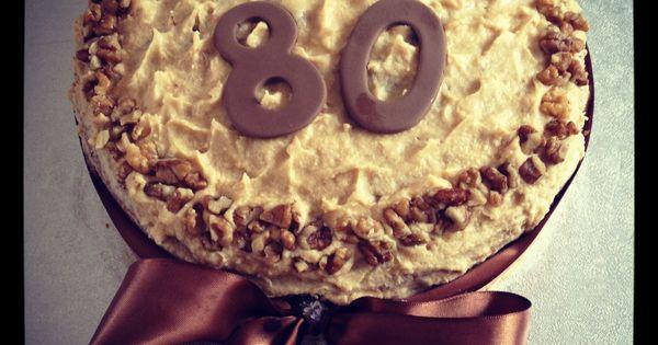 Birthday Cake Recipe Jamie Oliver: Jamie Oliver Recipe 'The Best Coffee And Walnut Cake' Made