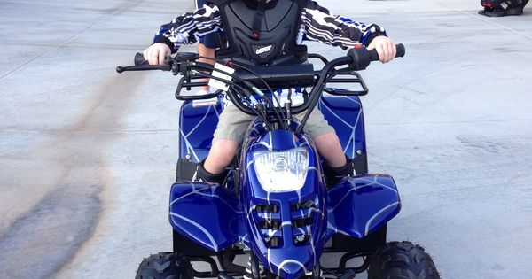 110cc 4 Wheeler For The Four Year Old Birthday Toys For