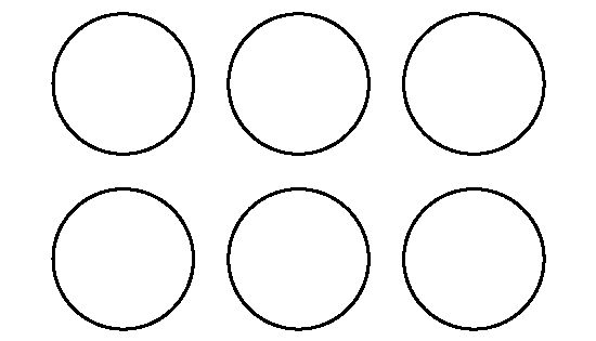 2 Inch Circle Pattern. Use The Printable Outline For