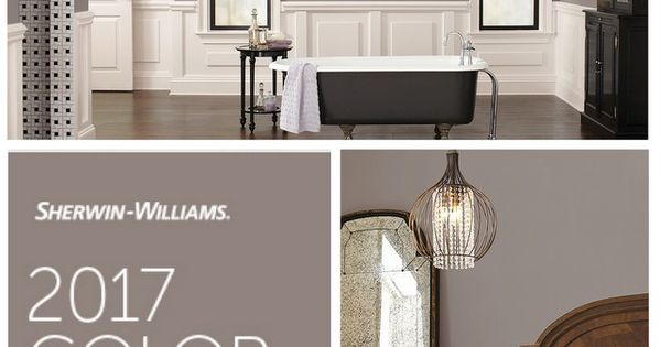 2017 sherwin williams color of the year poised taupe house plans pinterest v gfarver. Black Bedroom Furniture Sets. Home Design Ideas