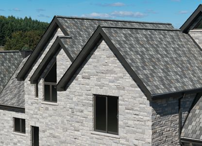 Iko Residential Roof Shingles Crowne Slate Designer Shingles Best Roof Shingles Roof Shingles Roof Design