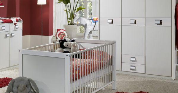 Fancy Babyzimmer Jette Babybett x Wei Wimex M bel online g nstig kaufen Babyzimmer Jugendzimmer Pinterest