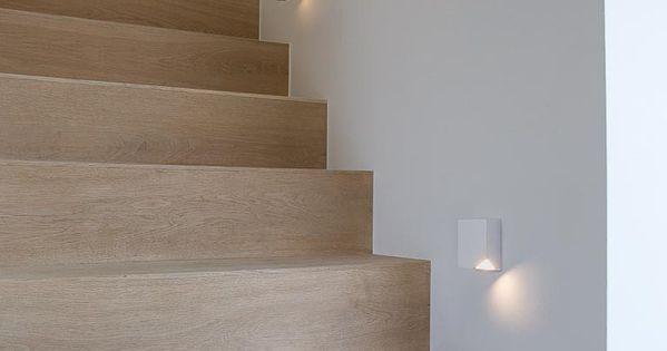 beleuchtung treppe cremefarbener laminat treppe pinterest laminat treppe und beleuchtung. Black Bedroom Furniture Sets. Home Design Ideas