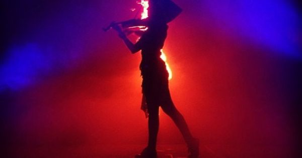 If Lindsey Stirling isn't inspirational, Then nothing is.