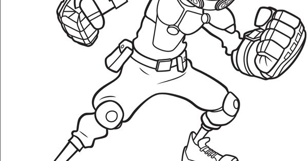 baymax coloring pages for kids - photo#21