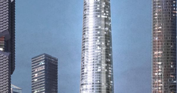 Triple One Landmark Tower, Seoul, South Korea by Renzo Piano Architect ::