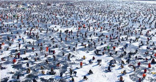 World S Largest Ice Fishing Contest On Gull Lake Mn Minnesota Life Minnesota Travel Ice Fishing