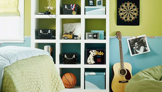 coastal living boys bedrooms blue colour scheme - Google Search