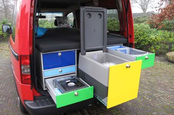 Modules Voor Campersw Modulaire Camping Camion