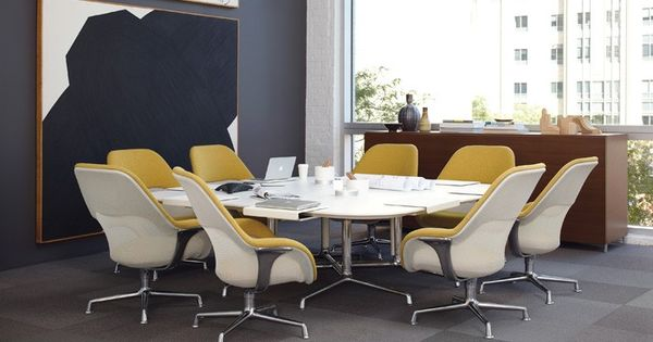 Sw 1 Low Conference Table Coalesse Workplace