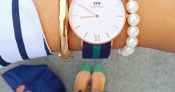 Grace and class is forever. Daniel Wellington watches at Walker Boutique In