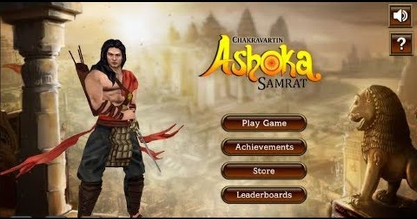 Ashoka The Game Asoka Revenge Games Chakravartin Ashoka The