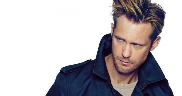 Dirty Blonde, long hair on the Alexander Skarsgård | Men's ...