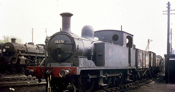 Lswr Sr Adams G6 Class 0 6 0t No 30274 Steam Railway