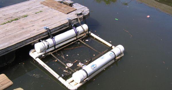 Image Result For Diy Kayak Dock Cradle Cheboygan Dock