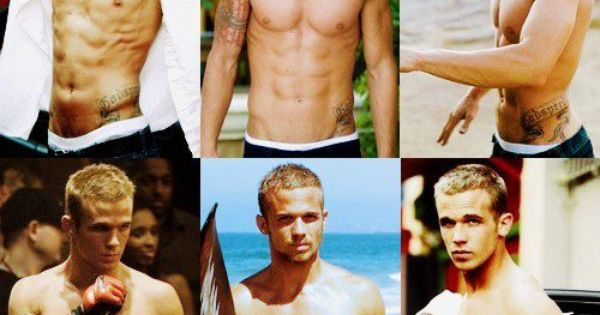 Cam Gigandet Shirtless I'm going to start drooling