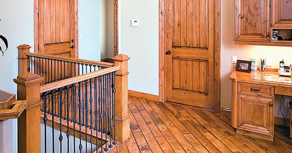 Best Floor Trim Door Railing Love Cabin Stairwell And 400 x 300