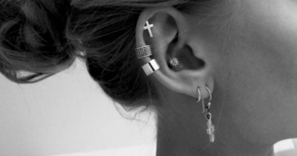 Piercing Types and 80 Ideas On How to Wear Ear Piercings piercings