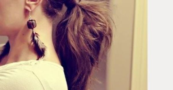 Cute ponytail girl hairstyle hairstyle Hair Style