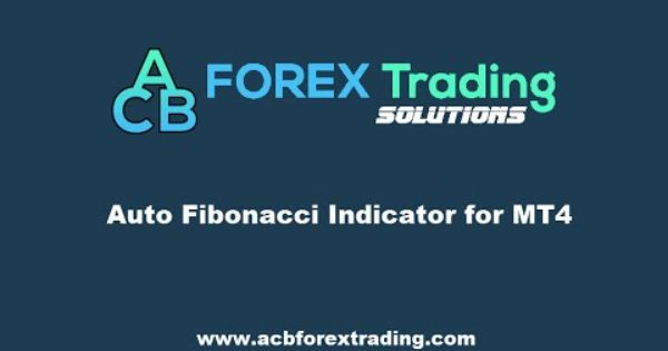 Download Automatic Forex Fibonacci Indicator On Metatrader 4