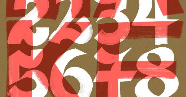 Erik Marinovich - Friends of Type - Make it Count