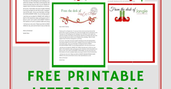 elf on the shelf letters to santa instructions