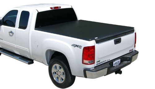 Tonno Pro 42 305 Tonno Fold Black Tri Fold Truck Tonneau Tonneau Cover Tri Fold Tonneau Cover Truck Tonneau Covers