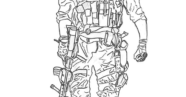 battlefield 4 coloring pages - photo#14