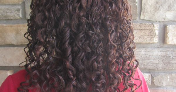 After Deva Curl Treatment What My Hair Could Look Like