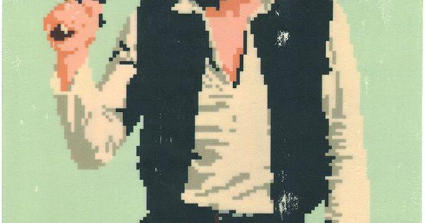 avidayapantalla: El Pixel Art de Hollis Brown Thornton es para forrar la