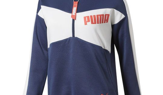 Hummel Authentic Half Zip Sweatshirt Woman
