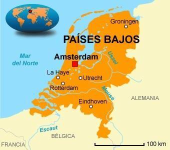 Paises Bajos Mapa Europa Buscar Con Google Paises Bajos