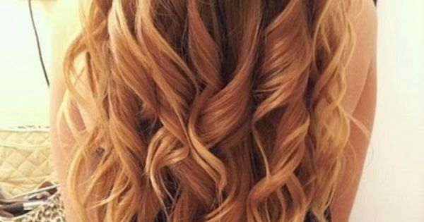 how to make thick curls