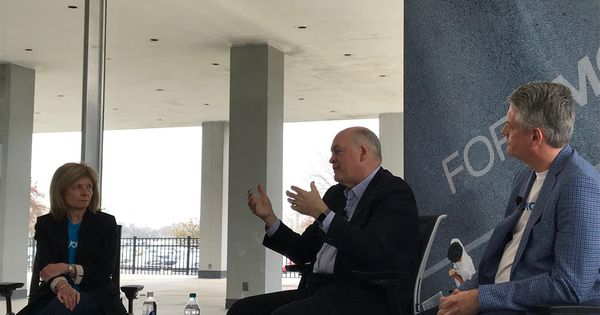 Brett Wheatley On Linkedin I Was Honored To Join A Smart Vehicles In A Smart World Panel Discussion With Jim Hackett And Marcy Klevorn At Ford World Headqua The Incredibles Ford