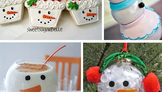 Snowmen ideas