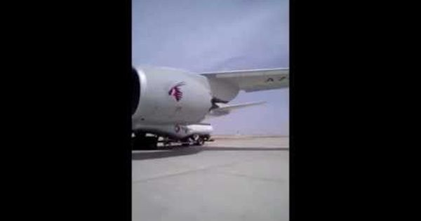 شاهد طائرة امير قطر تميم بن حمد من الداخل Passenger Youtube Aircraft