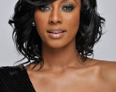 HAIR STYLE: Black women medium hairstyles 2013