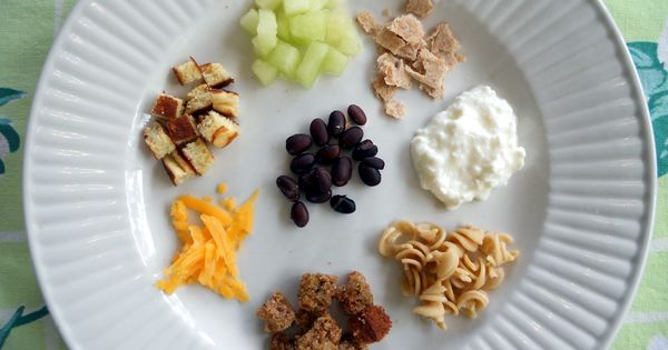 Your Kid's Table: Mega List of Table Foods for Your Baby or