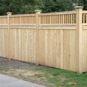Wood Fencing Wood Fence Design Fence Design Backyard Fences