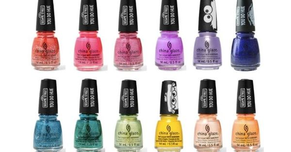 This Sesame Street Nail Polish Collection Is Cool Enough For