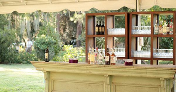 Ooh! Events Rentals Old Country Store Bar | Creative wedding planning and