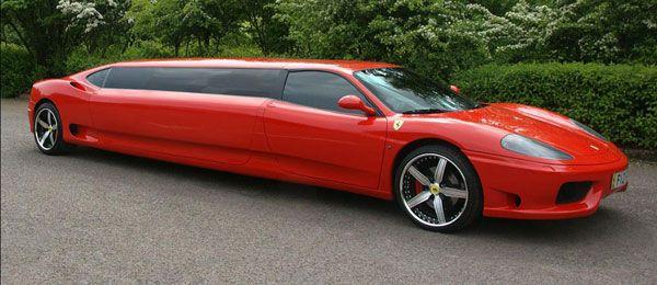 Ferrari Limousine 2013 Autos Deportivos Autos Carros De Lujo
