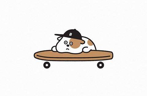 seiji matsumoto 松本セイジさん seijimatsumoto arts instagram写真と動画 猫 イラスト ゆるい 犬 イラスト かわいい ネコ イラスト