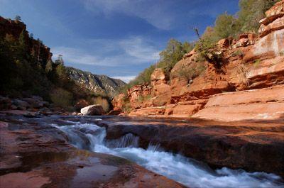 The Waters Of Oak Creek